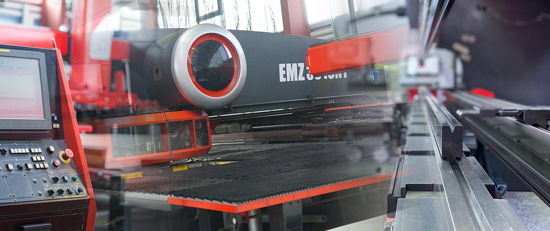 CNC-Blechbearbeitung XBond